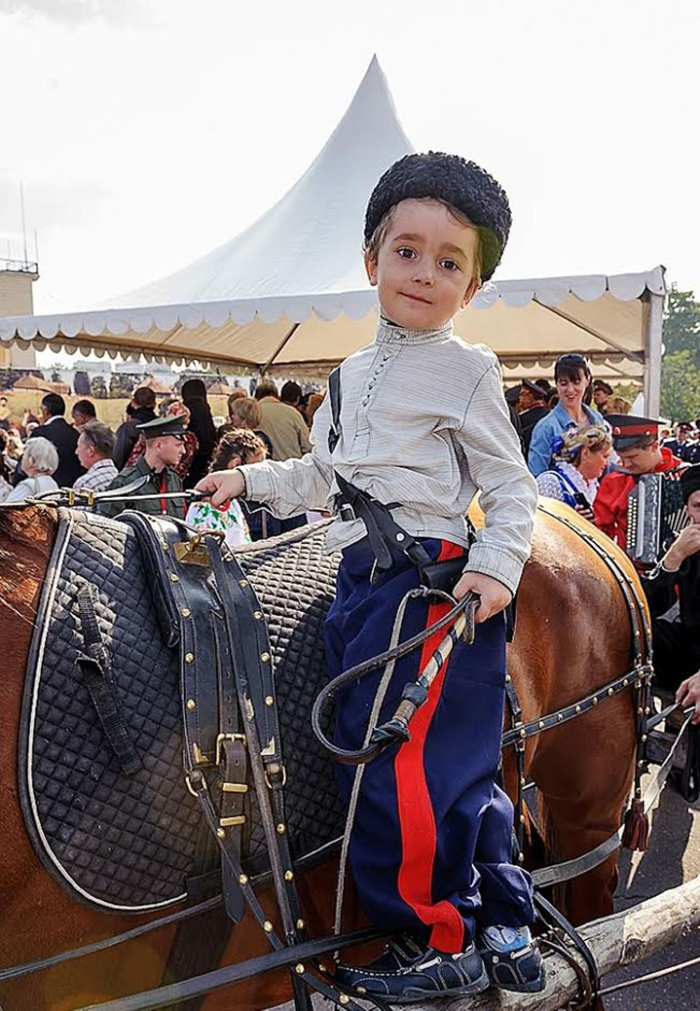 Фестиваль казачьих традиций пройдет в музее-заповеднике «Царицыно». Галерея 1