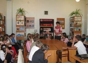 Шаумяновская сельская библиотека № 18