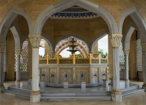 Мечеть имени Ахмата Кадырова («Сердце Чечни»)