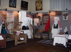 Загарская сельская библиотека-музей