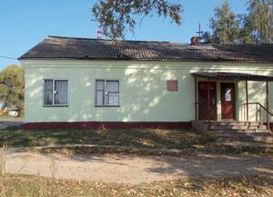 Октябрьская сельская библиотека-филиал
