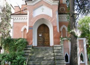 Евангелическо-лютеранская кирха святой Марии в Ялте (Республика Крым)