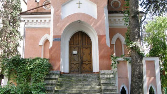 Евангелическо-лютеранская кирха святой Марии в Ялте (Автономная Республика Крым)