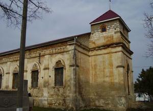 Римско-католический храм села Кольчугино (бывшего поселения Кроненталь), Республика Крым