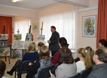 V Осенняя творческая школа «Новые имена в Югре»
