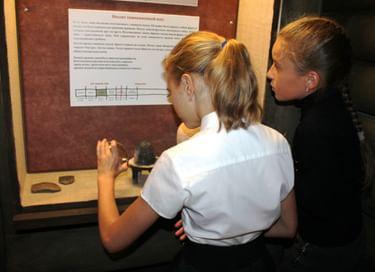 Выставка «Занимательная археология»