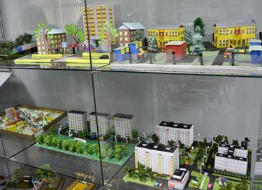 Выставка «Мой двор, моя улица, мой город»
