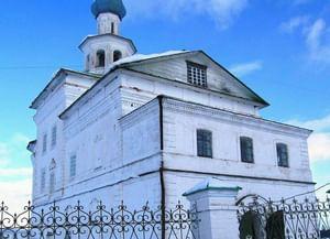 Чердынский Иоанно-Богословский мужской монастырь в Пермской области