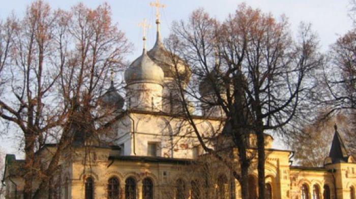 Феодоровский Переславский женский монастырь в Ярославской области