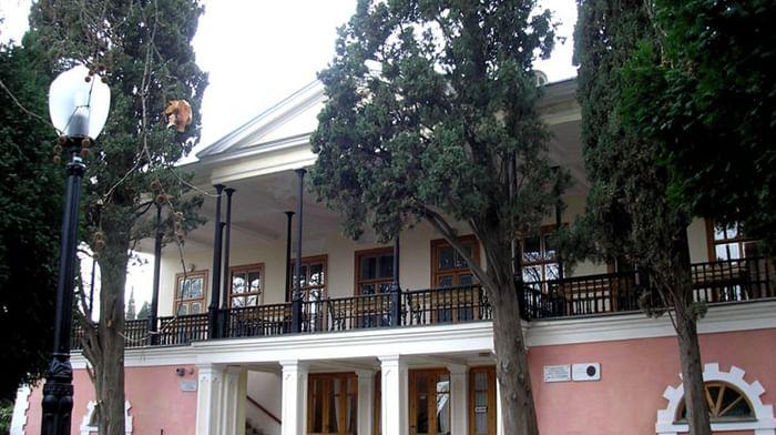 Музей А. С. Пушкина в Гурзуфе