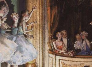 Балерины имперской России
