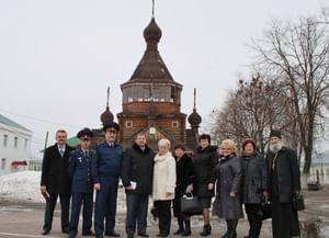 Успенский Ольгов женский монастырь в Рязанской области (Льговский монастырь)