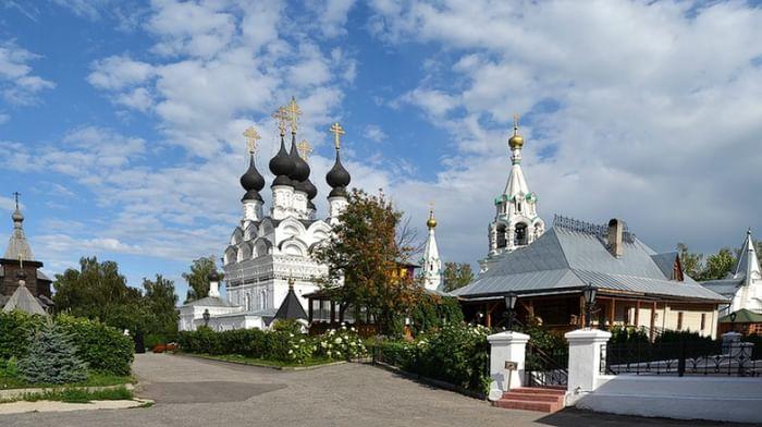 Троицкий женский монастырь в Муроме Владимирской области