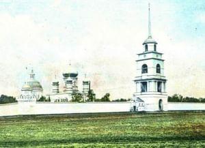 Троицкий Елецкий мужской монастырь в Липецкой области