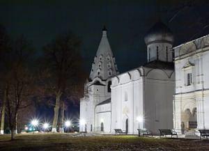 Троицкий Данилов мужской монастырь в Переславле-Залесском Ярославской области