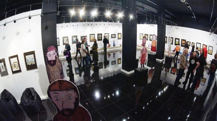 Государственный выставочный зал «Галерея XXI века»