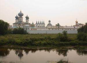 Тихвинский Успенский мужской монастырь в Ленинградской обл. (Тихвинский Большой монастырь)
