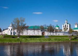 Спасо-Преображенский мужской монастырь в Ярославле (Ярославский Архиерейский Дом)