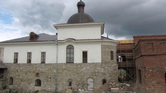 Спасо-Преображенский Казанский мужской монастырь в Казанском Кремле