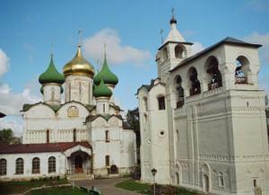 Спасо-Евфимиев мужской монастырь в Суздале, Владимирская область