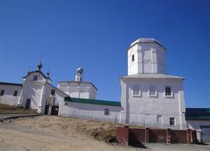 Соликамский Троицкий мужской монастырь в Пермской обл. (Соликамский Вознесенский мужской монастырь)