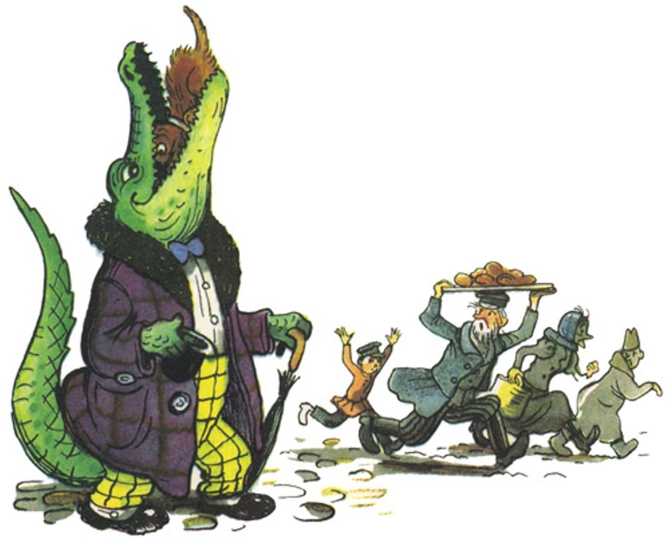 Век Крокодила. Шутка, как путь к славе. Галерея 3