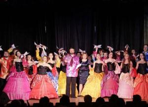 Народный молодежный театр «Крылья»