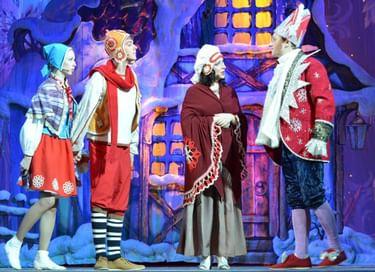 Спектакль «Приключения Герды в снежном королевстве»