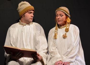 Спектакль «Тьма египетская»