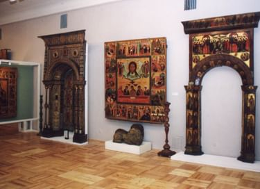 Экспозиция «Иконы Ярославля XVI–XVIII вв.»
