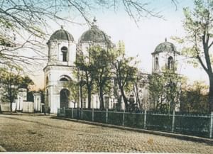 Александро-Невский Иерусалимский греческий мужской монастырь в Таганроге