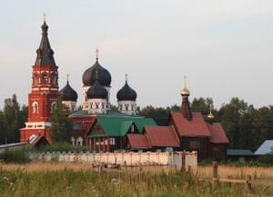 Александро-Невский женский монастырь в Талдомском районе Московской области