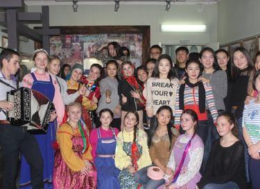 Ночь искусств в Алтайском государственном краеведческом музее