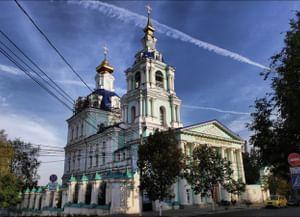 Собор Сергия Радонежского и Иконы Божией Матери Казанская в Курске