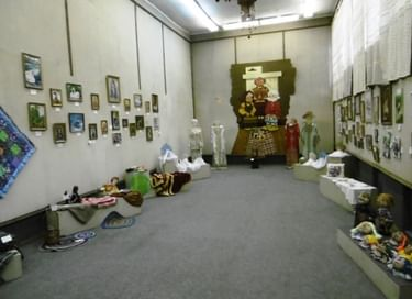 Выставка «С душой к жизни»