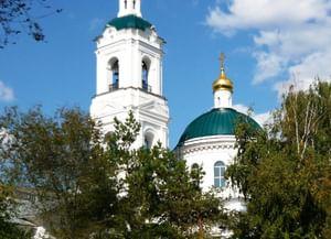 Собор Николая Чудотворца в Форштадте в Оренбурге