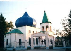 Собор Благовещения Пресвятой Богородицы в Коле Мурманской области