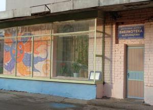 Центральная районная детская библиотека им. А. В. Кольцова