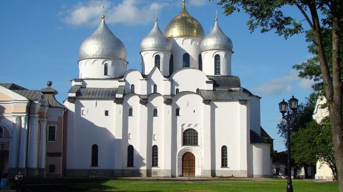 Собор Софии Премудрости Божией в Новгороде