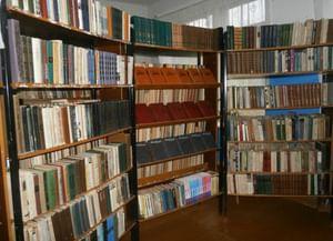 Шахровская сельская библиотека