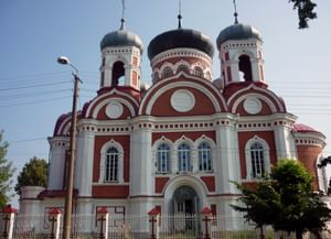 Собор Иконы Божией Матери Смоленская в Козьмодемьянске, Марий Эл (Смоленский собор)