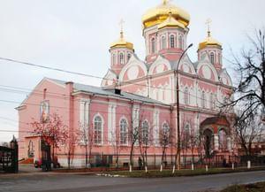 Храм Иконы Божией Матери Смоленская в Орле