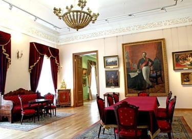 Экспозиция «Русское искусство XVIII – начала XX века»