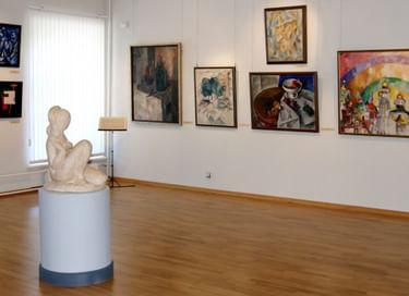 Экспозиция «Искусство XX века. Расширение формата»