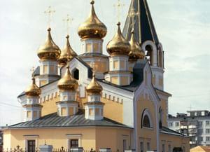 Собор Преображения Господня в Якутске