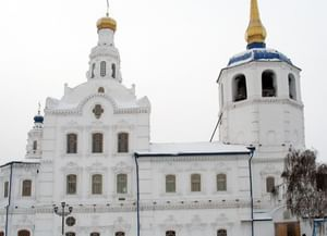 Собор Иконы Божией Матери Одигитрия в Улан-Удэ