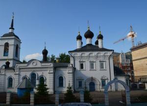 Собор Иоанна Богослова в Саранске, Мордовия