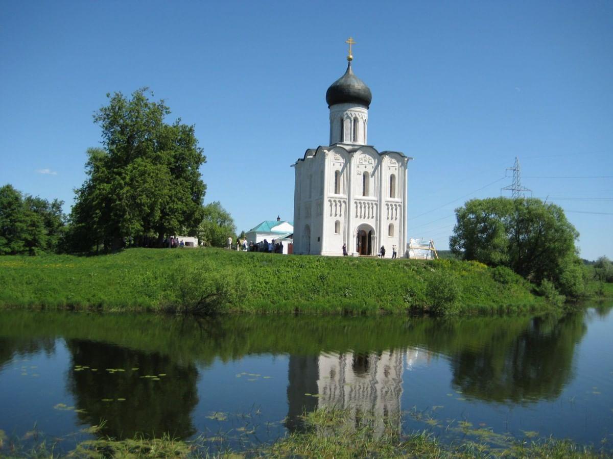 Храм на реке нерли доклад 3744