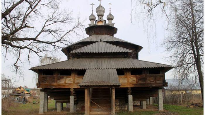 Храм Собора Пресвятой Богородицы из Холма в Костроме