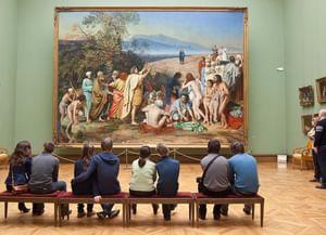Музей зачас: Третьяковская галерея